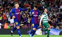 Soi số bàn thắng trận Eibar vs Barcelona, 22h15 ngày 17/02 (Vòng 24 La Liga)