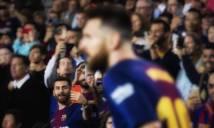 CĐV giống Messi như anh em ruột đến Nou Camp cổ vũ Barca