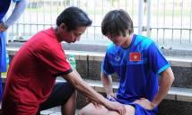 Chấn thương của Tuấn Anh diễn biến tích cực, sẵn sàng đá V-League 2017