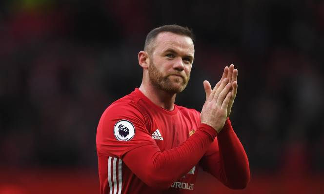 Wayne Rooney chia tay đồng đội và ban lãnh đạo Man United