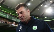 Chiến lược gia thứ 3 bị trảm ở Bundesliga
