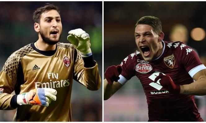 Những 'miếng mồi ngon' cho Juve tại Serie A