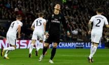 Real Madrid chỉ có 7,5% khả năng cán đích nhất bảng