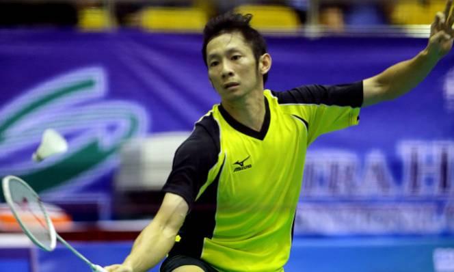 Tiến Minh dừng bước tại vòng 2 giải Cầu lông Australia mở rộng