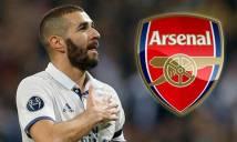 Benzema thẳng thừng từ chối Arsenal