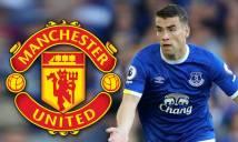 Quỷ đỏ quay lại theo đuổi trụ cột của Everton