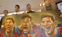 Suarez lên tiếng sau thảm bại trước PSG