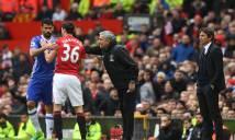 Góc chiến thuật MU - Chelsea: Conte 'quá bé nhỏ' trong bàn tay Mourinho