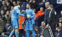Arsenal chính thức mất Petr Cech 1 tháng