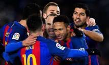 Barca nhận tin vui về lực lượng trước trận đấu với Gijon