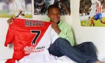 Bật mí thú vị về thần đồng Kylian Mbappe