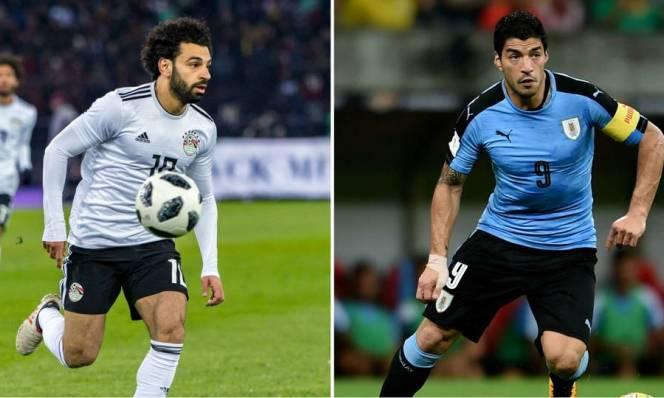 Ai Cập vs Uruguay (19h00, 15/6): Nín thở chờ Salah