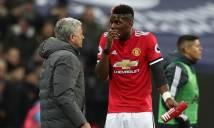 Mối quan hệ giữa Mourinho - Pogba đang căng tới mức nào?