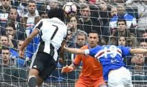 Sampdoria - Juventus: Vững vàng ngôi đầu bảng