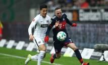 Vidal lập công, Bayern thắng nhọc trên sân khách