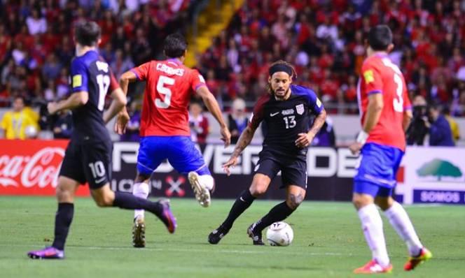Thảm bại trước Costa Rica, Mỹ vẫn chưa có điểm ở vòng loại World Cup