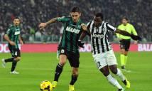 Nhận định Sassuolo vs Juventus 17h30, 17/09 (Vòng 4 - VĐQG Italia)