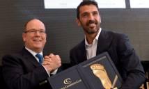 Buffon và 13 danh thủ từng giành 'Bàn chân Vàng'