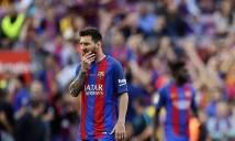 Messi nhận cú đúp danh hiệu cá nhân trong ngày buồn của Barca