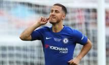 Hazard thừa nhận muốn thử sức ở Tây Ban Nha