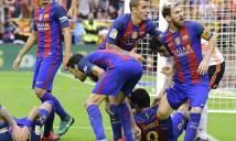 Valencia bị phạt vì CĐV ném chai nước trúng Neymar