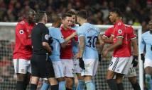Dư âm ẩu đả derby Manchester: Lukaku được minh oan