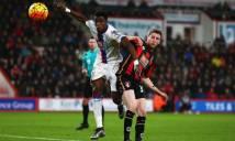 Nhận định Bournemouth vs Crystal Palace, 21h00 ngày 7/4 (Vòng 33 Ngoại hạng Anh)