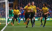 Watford vs Crystal Palace, 19h30 ngày 27/12: Lấy lại khí thế