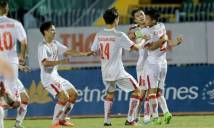 TRỰC TIẾP U21 Việt Nam vs U19 Việt Nam, 18h30 ngày 18/12, giải U21 quốc tế 2017