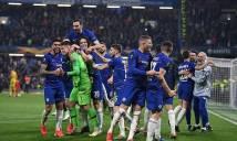 Thắng nghẹt thở Frankfurt trong loạt penalty cân não, Chelsea hội ngộ Arsenal ở chung kết Europa League