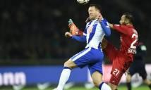Hertha Berlin vs Mainz 05, 21h30 ngày 20/12: Vững vàng top 4