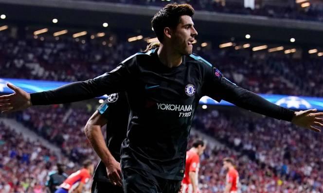 Morata hết lời ca ngợi Hazard sau chiến thắng trước Atletico Madrid