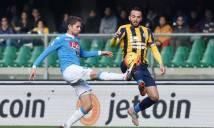 Nhận định Napoli vs Verona 21h00, 06/01 (Vòng 20 - VĐQG Italia)