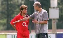 Xúc động với lời tri ân HLV Wenger của Fabregas