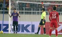 AFC ra án phạt nặng với thủ thành của ĐTVN