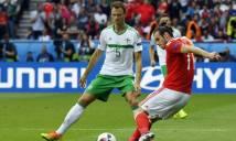 CH Ireland vs Xứ Wales, 02h45 ngày 25/3: Xứ Wales khó, đã có Bale