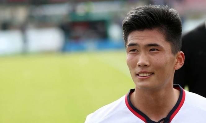 Triều Tiên đã có cầu thủ đầu tiên ghi bàn tại Serie A