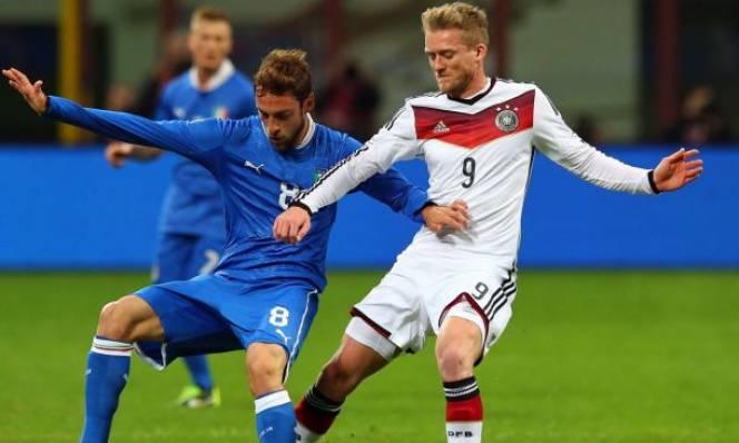 Đức vs Italia, 02h00 ngày 03/07: Con sóng dữ đầu tiên