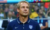 ĐT Mỹ sa thải Klinsmann vì thành tích tồi tệ ở vòng loại World Cup 2018