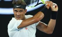 Australian Open 2017: Nadal dễ dàng đi tiếp