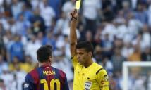Điểm tin chiều 26/3: Trọng tài thân Real bắt chính El Clasico, Verratti vẫn hận Barca