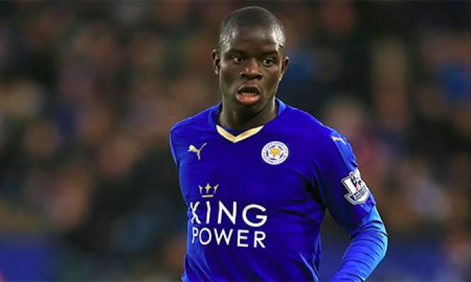 Leicester giới hạn CLB được phép chiêu mộ Kante