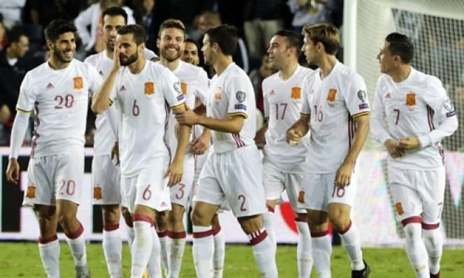 Tây Ban Nha, Anh mất suất hạt giống tại World Cup 2018