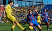 Nhận định bóng đá Levante vs Villarreal, 01h15 ngày 22/08 (Vòng 1 La Liga 2017/18)