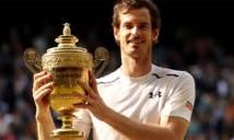 Murray được đề cử phong tước Hiệp sỹ, ngang Sir Alex