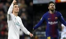 Messi và CR7 bật khỏi đội hình hay nhất lượt đi vòng 1/8 Champions League