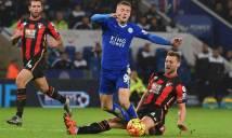 Nhận định Bournemouth vs Leicester City 21h00, 30/09 (Vòng 7 - Ngoại hạng Anh)