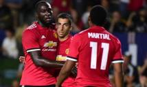 Man United lộ đội hình đấu Real siêu Cúp: Mourinho chơi chiêu hay… lộ thật?
