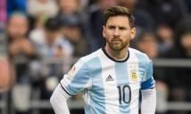 CHOÁNG: Messi đến tập luyện ở Real Madrid