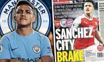 Alexis Sanchez và tham vọng vô địch Champions League của Man City